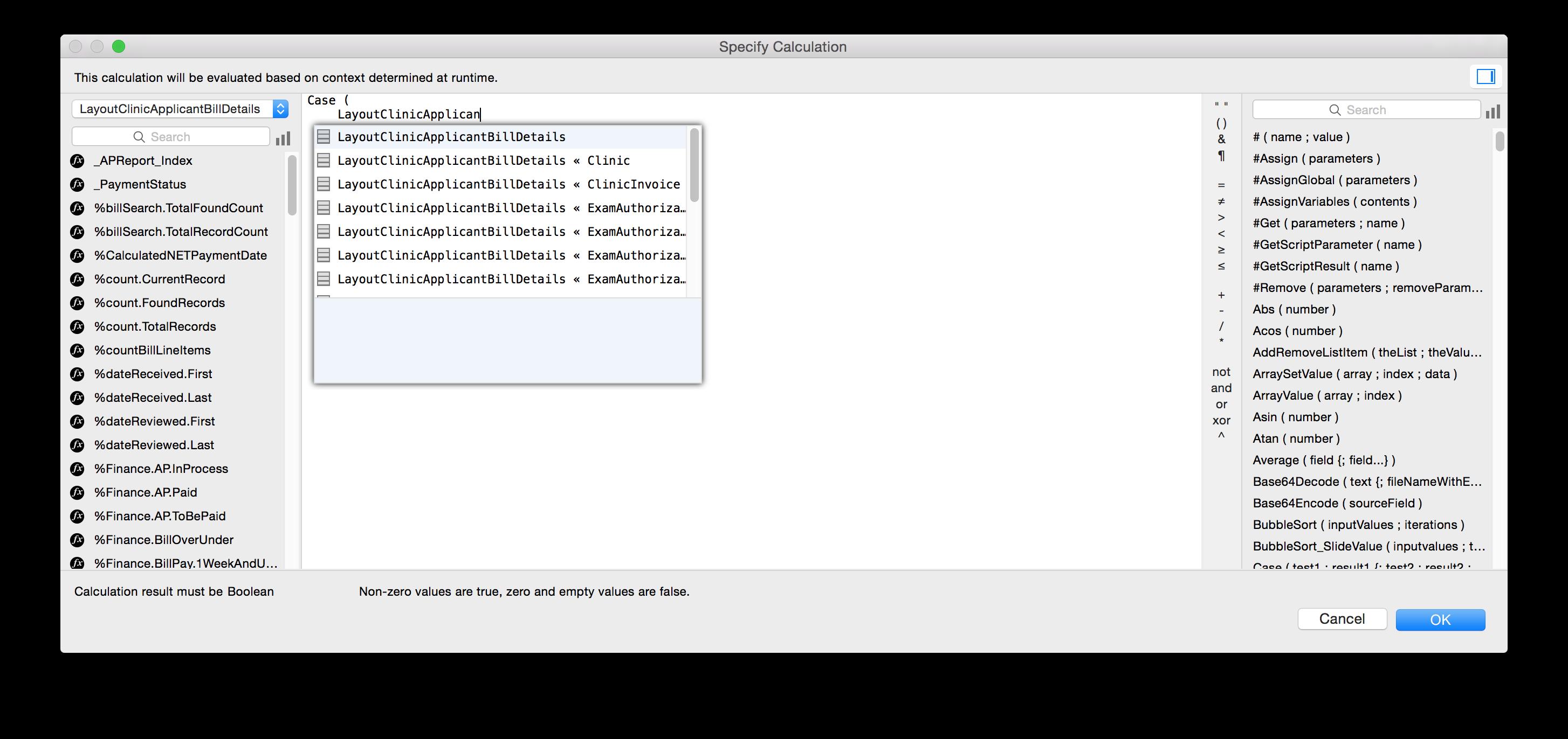 Script Workspace First Impressions - Script Workspace and Script