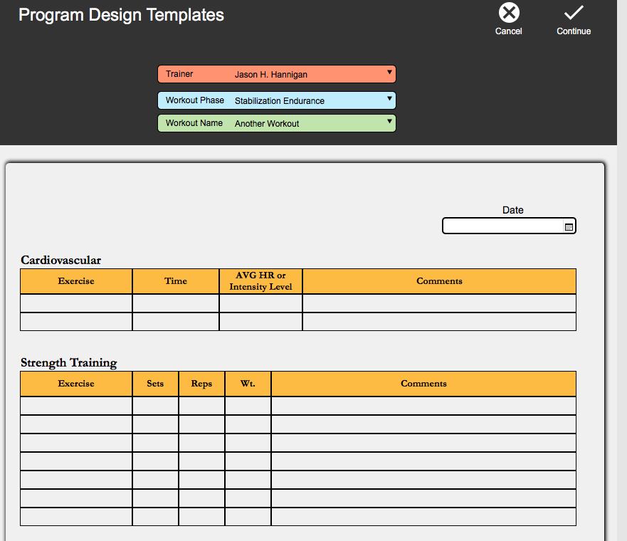 Script for pop up menu - Script Workspace and Script Triggers