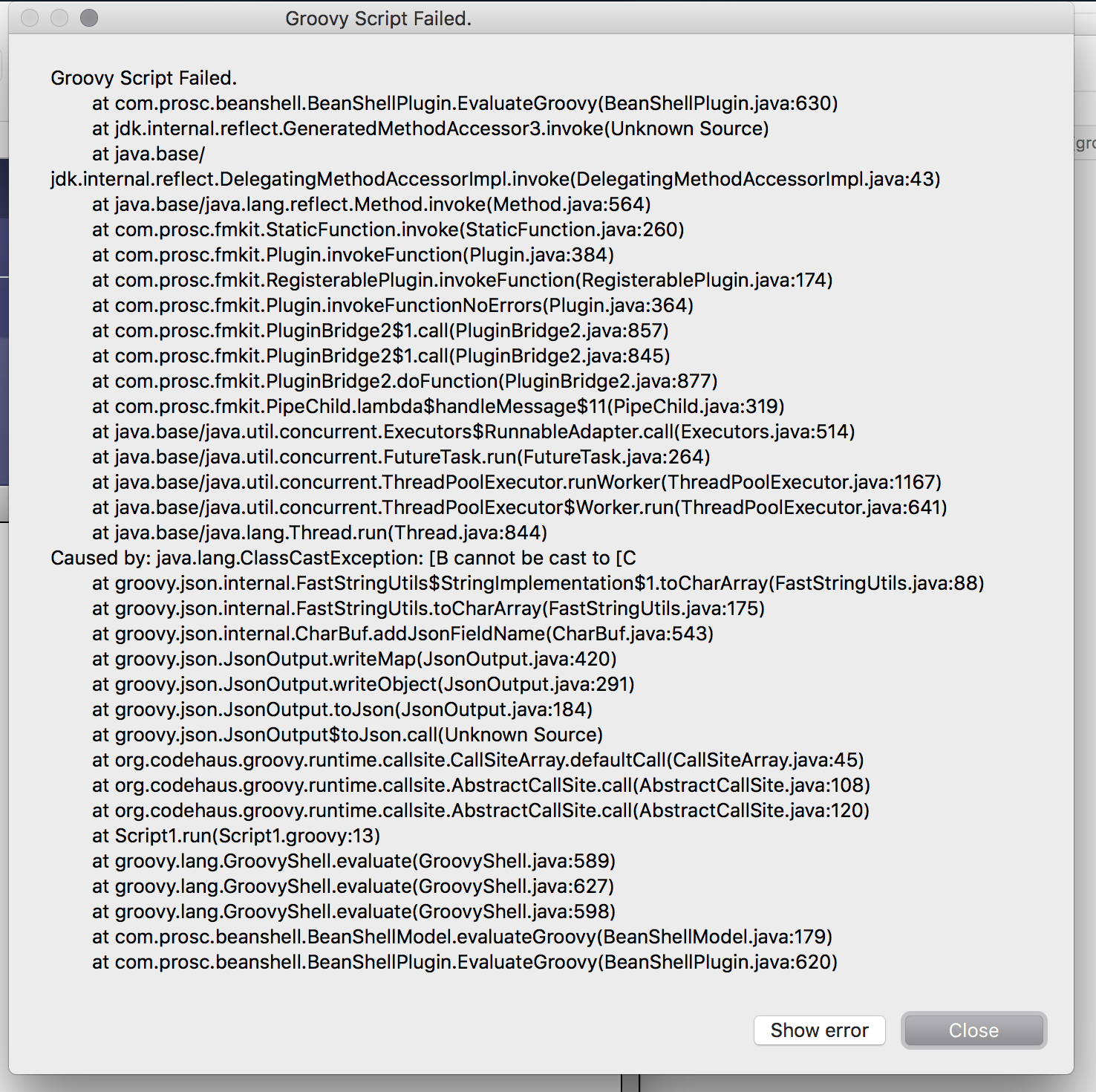 JSON functions seem to fail - ScriptMaster by 360 Works