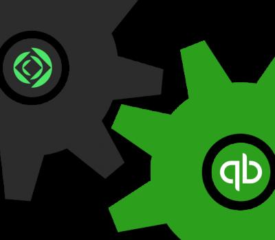 Claris Connect QuickBooks Online Logos