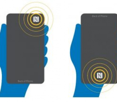 NFC Tag Reading on Phone