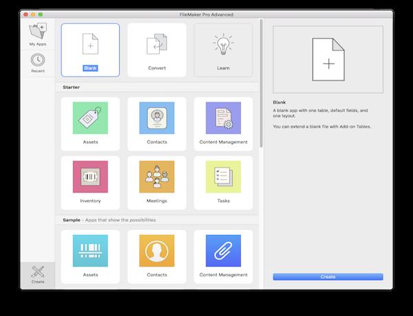 FileMaker 17 Starter Solutions