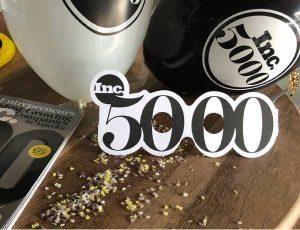 DB Services Named to Inc. 5000 List