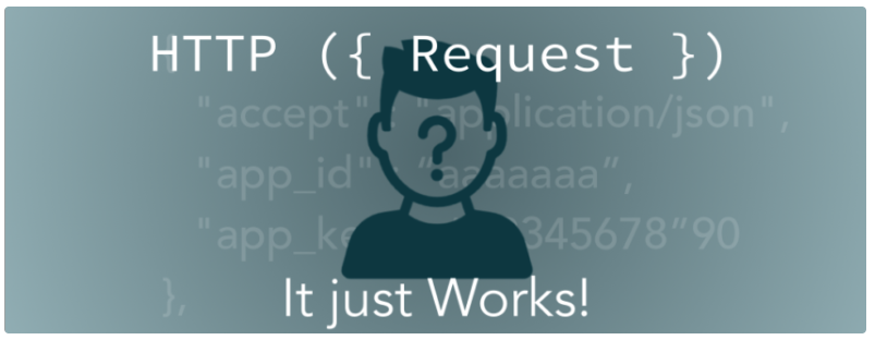HTTP Request: I don't know how, but it works